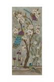 Gardenia Chinoserie I Giclee Print by Chariklia Zarris