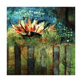 Impressionist Lily II Posters by Danielle Harrington
