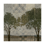 Patterned Arbor I Posters by Megan Meagher