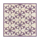 Floral Trellis VI Prints by Erica J. Vess
