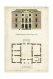 Design for a Building II Posters par J. Addison