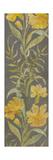 June Floral Panel I Print by Megan Meagher