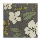 Cream Florals I Print by Jennifer Goldberger