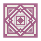 Modern Quilt VI Prints by Erica J. Vess