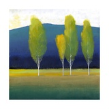 Glowing Trees I Prints by Tim O'toole