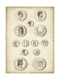 Antique Roman Coins I Prints