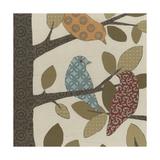 Forest Flock II Prints by Erica J. Vess