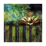 Impressionist Lily I Art by Danielle Harrington