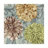Flower Fetti I Prints by Jennifer Goldberger