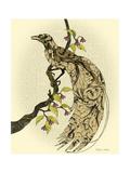 Greater Bird I Prints by Catherine Kohnke