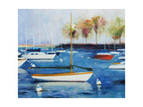 Mooring Basin Prints by Curt Crain