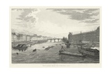 Pont Des Arts Posters by A. Pugin