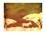 Safari Sunrise III Prints by Pam Ilosky