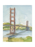 Plein Air Bridge Study II Prints by Ethan Harper