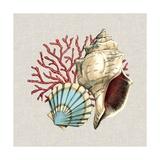 By the Seashore II Kunstdrucke von Megan Meagher