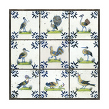 Avian Tile Prints by  Vision Studio