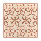 Floral Trellis VIII Prints by Erica J. Vess