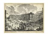 Veduta Di Piazza Di Spagna Prints by  Piranesi