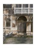 Façade vénitienne II Affiches par Ethan Harper