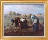 The Gleaners, c.1857 Art by Jean-François Millet