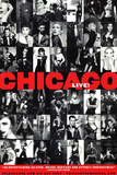 Chicago - Collage Broadway Poster Posters