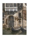 Venetian Facade I Posters by Ethan Harper