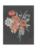 Coral Bouquet II Prints by Chariklia Zarris