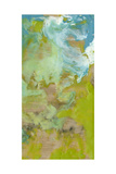 Amorphous II Kunstdruck von Jennifer Goldberger