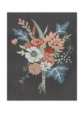 Coral Bouquet I Prints by Chariklia Zarris