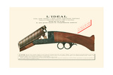 Antique Pistol IV Poster
