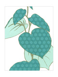 Modern Foliage IV Prints by Erica J. Vess