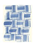 Macrame Blue VI Kunstdrucke von Vanna Lam