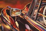 '56 Mercedes Posters av Graham Reynolds
