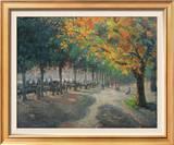 Hyde Park, London Prints by Camille Pissarro