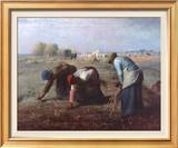 The Gleaners, c.1857 Poster by Jean-François Millet