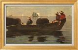 Winslow Homer - Three Boys in a Dory - Tablo