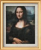 Mona Lisa (La Gioconda), c.1507 Poster di  Leonardo da Vinci
