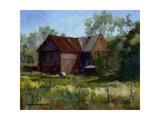 Amish Country Barn Prints by Barbara Chenault