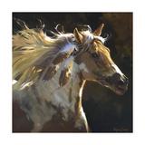 Spirit Horse Posters by Carolyne Hawley