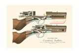 Antique Pistol III Prints