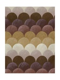 Plum Orchard II Prints by Chariklia Zarris