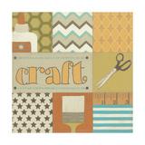 Craft Giclée-Premiumdruck von Erica J. Vess