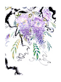 Wisteria Garden III Posters by Nan Rae