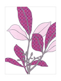 Modern Foliage III Posters by Erica J. Vess