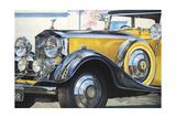 '34 Rolls Royce Posters av Graham Reynolds