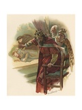 Illustration from Hamlet Giclee Print by Harold Copping