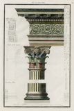 The Corinthian Order Poster by  Richardson