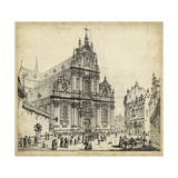 Brussells Prints by John Coney