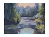 Monet's Garden III Posters by Mary Jean Weber