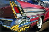 '58 Buick Century - Holland Plakater av Graham Reynolds